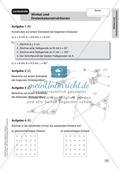 Mathe an Stationen - Inklusion: Winkel und Dreieckskonstruktionen Preview 9