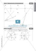 Mathe an Stationen - Inklusion: Besondere Punkte und Linien im Dreieck Preview 11
