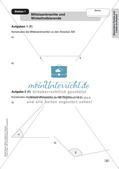 Mathe an Stationen - Inklusion: Besondere Punkte und Linien im Dreieck Preview 5