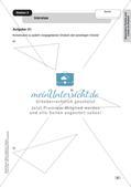 Mathe an Stationen - Inklusion: Besondere Punkte und Linien im Dreieck Preview 7