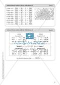 Mathe an Stationen: Halbschriftliche Addition (ZR bis 1000) Preview 11