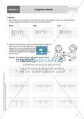 Mathe an Stationen: Halbschriftliche Addition (ZR bis 1000) Preview 5
