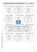 Mathe an Stationen: Schriftliche Addition (ZR bis 1000 mit Übertrag) Preview 13