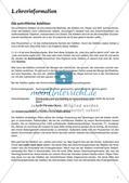 Mathe an Stationen: Schriftliche Addition (ZR bis 1000 mit Übertrag) Preview 3