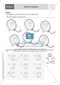 Mathe an Stationen: Schriftliche Addition (ZR bis 1000 mit Übertrag) Preview 8
