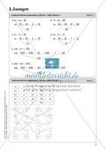 Mathe an Stationen: Halbschriftliche Subtraktion (ZR bis 1000) Preview 10