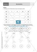 Mathe an Stationen: Halbschriftliche Subtraktion (ZR bis 1000) Preview 5