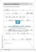 Rhythmische Übungen: Notenwerte Preview 13