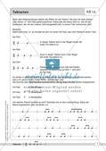 Rhythmische Übungen: Taktarten Preview 3