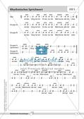 Rhythmische Übungen: Praktische Anwendung Preview 8
