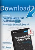 Produktive Übungen: Problemlösen durch Flächenbestimmung (Fußballstadion) Preview 1