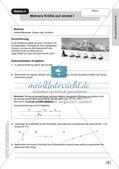 Physik an Stationen: Mechanik - Die physikalische Kraft Preview 10