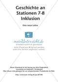 Stationenarbeit: Die Lehre Luthers Preview 2