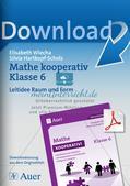 Mathe kooperativ Klasse 6: Leitidee Raum und Form Preview 1