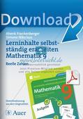 Lerninhalte selbstständig erarbeiten Thema Reelle Zahlen Preview 1
