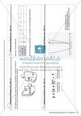Lerninhalte selbstständig erarbeiten Thema Quadratische Gleichungen und Funktionen Preview 7