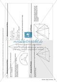 Lerninhalte selbstständig erarbeiten Thema Zylinder, Kegel, Pyramide Preview 13