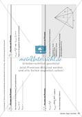 Lerninhalte selbstständig erarbeiten Thema Zylinder, Kegel, Pyramide Preview 14