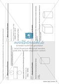 Lerninhalte selbstständig erarbeiten Thema Zylinder, Kegel, Pyramide Preview 4