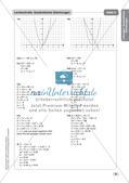 Mathe an Stationen - Inklusion: Quadratische Gleichungen Preview 11
