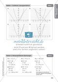 Mathe an Stationen - Inklusion: Quadratische Gleichungen Preview 9