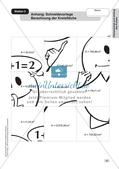 Mathe an Stationen - Inklusion: Flächeninhalt und Umfang des Kreises Preview 6