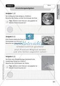 Mathe an Stationen - Inklusion: Flächeninhalt und Umfang des Kreises Preview 7