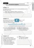 Mathe an Stationen - Inklusion: Zylinder und Kreis Preview 6