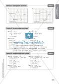 Mathe an Stationen - Inklusion: Zylinder und Kreis Preview 8