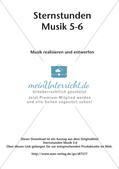 Musik realisieren und entwerfen: Dynamik und Rhythmus Preview 2