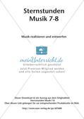 Musik realisieren und entwerfen: Gestaltungselemente und Küchenmusik Preview 2