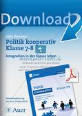 Politik kooperativ - Integration in der Klasse leben Preview 1