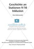 Geschichte an Stationen - Inklusion: Eine Zeitenwende Preview 2