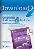 Geschichte an Stationen - Inklusion: Die Republik von Weimar Preview 1