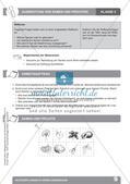 Biologieunterricht auf dem Schulhof - Blütenpflanzen in ihrem Lebensraum Preview 11