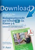 Biologieunterricht auf dem Schulhof - Lebewesen und Lebensraum Preview 1