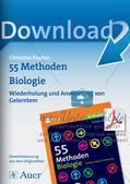 Methoden Biologie: Wiederholung und Anwendung von Gelerntem Preview 1