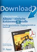 Chemie an Stationen: Alkane - einfache Kohlenwasserstoffe Preview 1