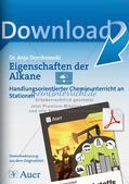 Chemie an Stationen: Eigenschaften der Alkane Preview 1