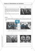 Evolution an Stationen - Ähnlichkeiten und Verwandtschaften Preview 14