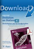 Evolution an Stationen - Ähnlichkeiten und Verwandtschaften Preview 1