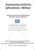 Kunst im Jahreskreis 3: Winter Preview 2