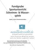 Schwimm- & Wasserspiele: Schwimmtechniken Preview 2