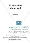 Methoden Mathematik: Erarbeitung Preview 2