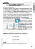 Lernzirkel Elektrochemie: Elektrochemische Spannungsquellen Preview 13