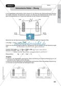 Lernzirkel Elektrochemie: Elektrochemische Spannungsquellen Preview 14