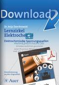 Lernzirkel Elektrochemie: Elektrochemische Spannungsquellen Preview 1