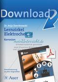 Lernzirkel Elektrochemie: Korrosion Preview 1