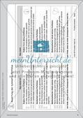 Portfolio im Mathematikunterricht - Blankovorlage Preview 11