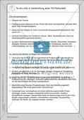 Portfolio im Mathematikunterricht - Blankovorlage Preview 3